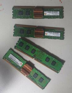 (QTY:4) HYS72T64000HFN-3.7-A HYNIX Infineon 512MB 1Rx8 PC2-4200F-444-11-A0 ddr2
