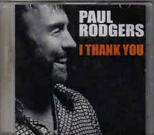 Paul Rodgers-I Thank You Promo cd single (Queen)
