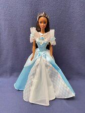 1998 Sleeping Beauty African American Barbie Doll In Original Dress
