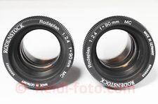 90/2, 4 Rodenstock RODAGON per Rollei TWIN MSC 300-330 535 P superiori