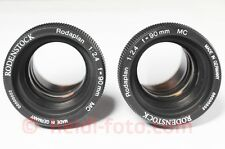90/2, 4 Rodenstock rodagon para Rollei Twin MSC 300-330 535 p diaprojektoren