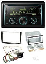 Pioneer Bluetooth 2DIN CD AUX USB MP3 Autoradio für Opel Astra H Corsa D Zafira