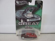 Hot Wheels Great 8s Purple Passion Red 2/4 (1)