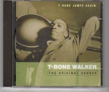 (HG948) T-Bone Walker, T-Bone Jumps Again - 2002 CD