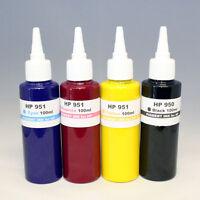HP 950 950XL 951XL 400ml Pigment Refill Ink - Officejet Pro 8100 8600 8610 8620