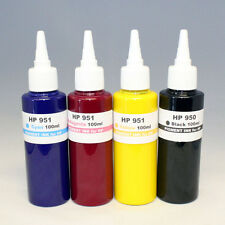 HP 950 950XL 951XL 400ml Pigment Refill Ink - Officejet Pro 8100 8600 8610 8620