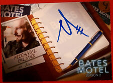 BATES MOTEL - MICHAEL EKLUND as Zane Morgan - Autograph Card - AME1