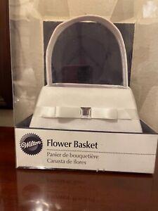 Wilton Wedding Flower Basket  - Pre-owned