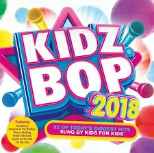 Kidz Bop - Kidz Bop 2018 Biggest Hits by Kids for Kids Audio CD Christmas Gift