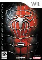Spider-Man The Movie 3 (Nintendo Wii Game)