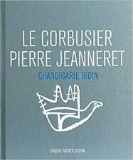 Le Corbusier & Pierre Jeanneret : Chandigarh (Very Rare Hardcover- Out of Print)