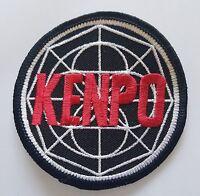 """Kenpo Martial Arts Patch - 3"""" P1230"""