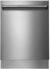 Asko D5654Xxlhs/Ph Xxl Fully Integrated 3 Rack Dishwasher in Stainless Steel