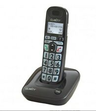 Amplified Cordless Phone with Large Backlit Keypad DECT 6.0 Technology Caller ID