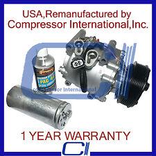 2002-2005 Civic 1.7L Reman A/C Compressor By Compressor International, Inc.