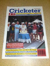 March The Cricketer Monthly Sports Magazines