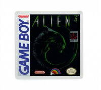 ALIEN 3 NINTENDO GAME BOY FRIDGE MAGNET IMAN NEVERA