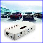 18000mAh 12V CAR JUMP STARTER Battery Charger Mini POWER BANK Booster LED SUPER