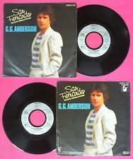 LP 45 7'' G.G.ANDERSON San fernando Papa charlie 1983 germany HANSA no cd mc dvd