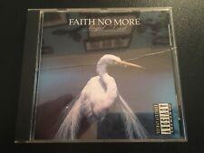 Faith No More Angel Dust CD Album 1992 slash Mike Patton Mr Bungle Fantomas