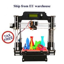 GEEETECH Reprap Imprimante 3D Pro W Auto leveling High Precision for free tax