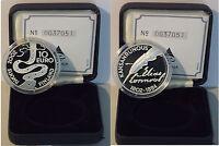 FINLANDIA FINLAND 10 EURO 2002 ELIAS LONNROT ARGENTO SILVER PROOF BOX Certif