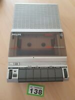 Philips D6340 Cassette Recorder OTR System One Touch For Repair
