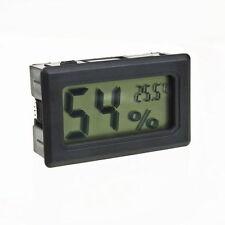 Digital LCD Indoor Temperature Humidity Meter Thermometer Hygrometer 4.8*2.8*2.5