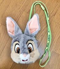 Tokyo Disney Resort Thumper Plush doll Pass Case Coin Holder Bambi