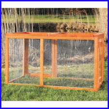 [No Tax] TRIXIE Outdoor Chicken or Rabbit Run with Mesh Cover, Cage