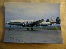 PIA / PAKISTAN INTER. SUPER CONSTELLATION  AP-AJZ   /  collection vilain N° 976