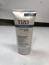 Tizo Age Defying Fusion NON TINTED Ultra Zinc Body Face Sunscreen SPF 40 ~ 3.5oz