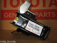 COROLLA ZZE122 RIGHT HAND ENGINE MOUNT 8/02 TO 3/06 ** TOYOTA GENUINE PARTS **