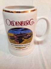 Oldenberg 1991 Commemorative Collection Ft. Mitchell, Kentucky Beer Stein