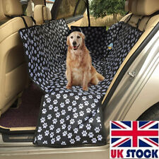 More details for pet car seat cover dog safety protector mat rear back seat hammock cushion pad