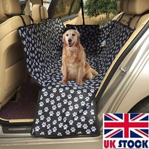 Pet Car Seat Cover Dog Safety Protector Mat Rear Back Seat Hammock Cushion Pad
