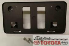 OEM TOYOTA CAMRY FRONT LICENSE PLATE HOLDER BRACKET 75101-06070 FITS 2018 LE XLE