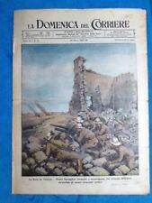 Sunday courier 28 March 1943 ww2 Bersaglieri-England-Weapon Italy