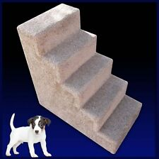 Pet steps for Dogs or Cats, 30H x 16W x 30D, Veterinarian recommended!