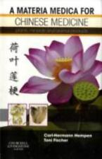 A Materia Medica for Chinese Medicine: plants, minerals and animal-ExLibrary