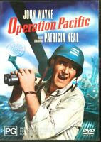 Operation Pacific DVD Movie WW11 John Wayne B&W Old 50s 1951 War Classic