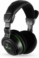 Turtle Beach Ear Force X42 Wireless Gaming Headset for Xbox 360