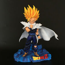 Dragonball Z KAI Super Saiyan 2 Cloak Son Goku Statue GK Resin Figure Be