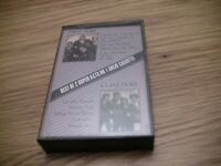 Drifters & Coasters Super Groups Cassette Under the Boardwalk, Searchin', Yakety