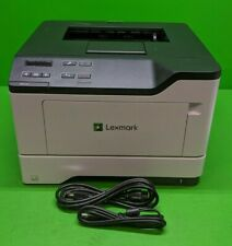 Lexmark Monochrome Laser Printer MS321dn **Page Count 5910** **Used Toner**