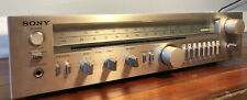 New listing Vintage Sony Str - V15 2-Channel Receiver - Phono Preamp Tuner Tested & Working