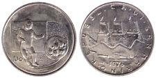 10 Lire 1976 Frutti della Vita Repubblica San Marino §266