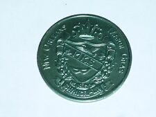 Birds of a Feather 1977 Mardi Gras Coin Token Vintage New Orleans Toss