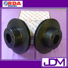 NISSAN NAVARA D22 4WD 2.5TD (2008 onwards) - RDA FRONT Brake Discs