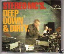 (L779) Stereo MC's, Deep Down & Dirty - new 2001 CD